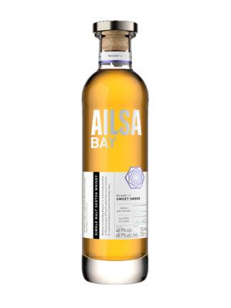 Ailsa Bay Lowlands Single Malt Whisky