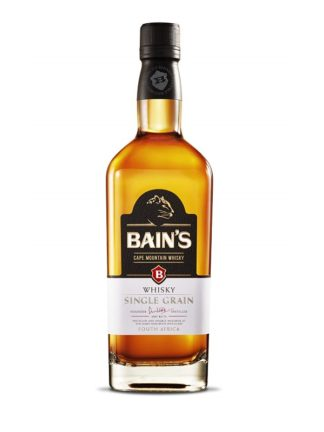 Bain's Cape Mountain Single Grain Whisky