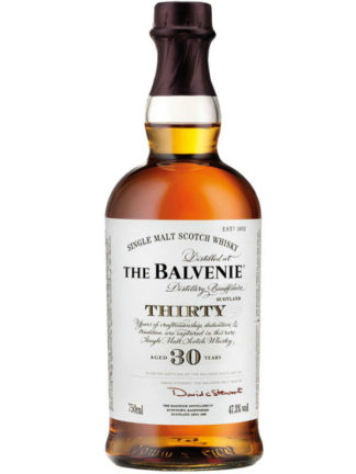 Balvenie 30 Year Old Single Malt Whisky