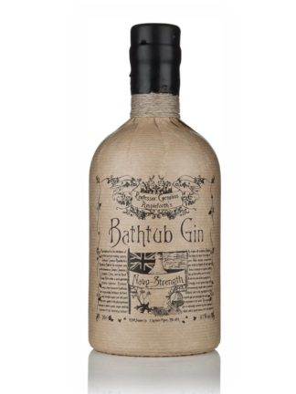 Bathtub Gin Navy Strength 57%