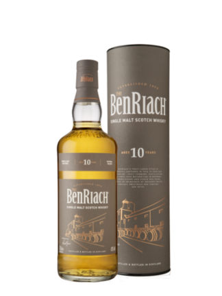 BenRiach 10 Year Old Single Malt Whisky