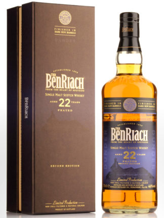 BenRiach 22 Year Old Dunder - Peated
