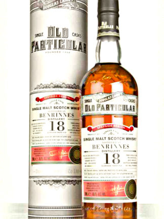 Benrinnes 18 Year Old - Old Particular #DL12228