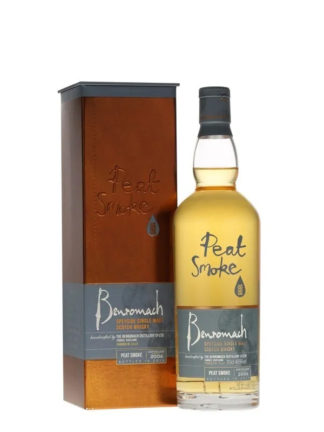 Benromach Peat Smoke 2007 Single Malt Whisky