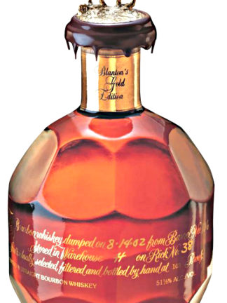 Blanton's Gold Edition Single Barrel Whiskey