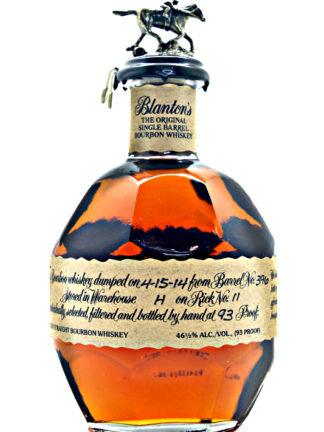 Blanton's Original Single Barrel Whiskey