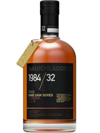 Bruichladdich 1984 32 Year Old Rare Cask Series / All In
