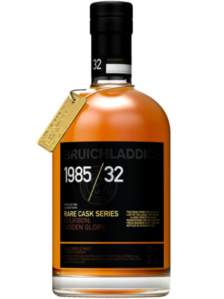 Bruichladdich 1985 32 Year Old Rare Cask Series / Hidden Glory