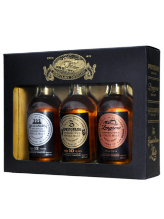 Campbeltown Malts Gift Box