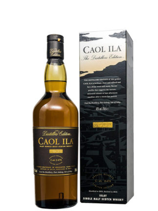 Caol Ila Distillers Edition Single Malt Whisky