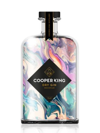 Cooper King Dry Gin Hand Distilled