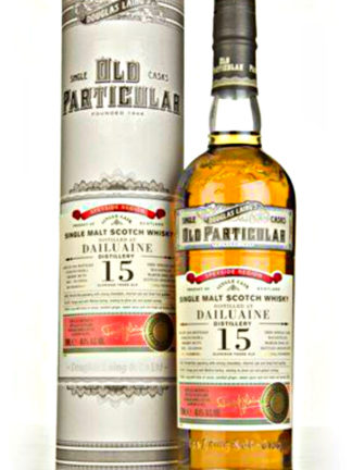 Dailuaine 15 Year Old - Old Particular #DL12016