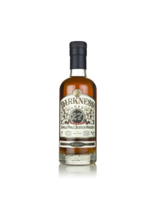 Darkness! Bladnoch 27 Year Old Pedro Ximénez Cask Finish