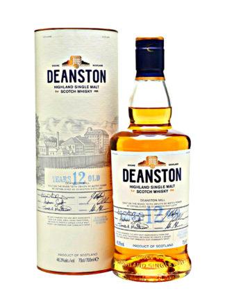 Deanston 12 Year Old Highland Single Malt Whisky