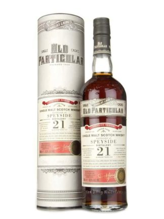 Douglas Laing's Old Particular Speyside 21 Year Old 1996 (cask 12019)