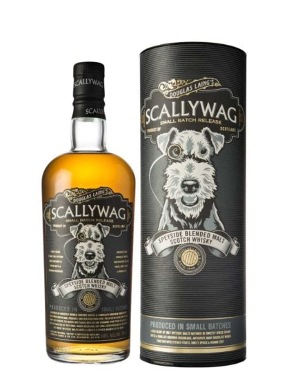 Douglas Laing's Scallywag Blended Speyside Malt Scotch Whisky