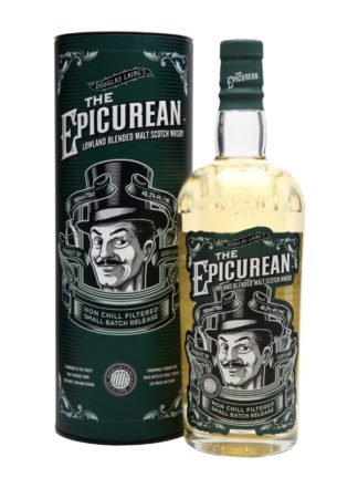 Douglas Laing's The Epicurean Lowland Blended Scotch Malt Whisky