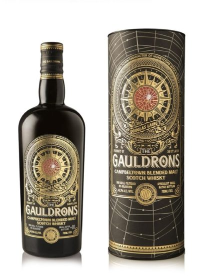 Douglas Laings The Gauldrons Campbeltown Blended Malt Whisky