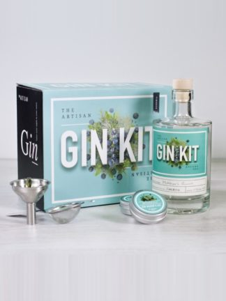 Firebox The Artisan Gin Makers Kit