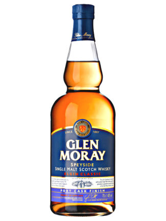 Glen Moray Port Cask Matured
