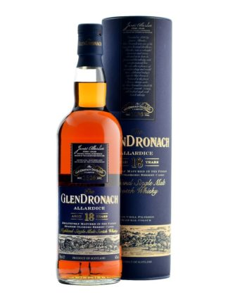 GlenDronach 18 Year Old Allardice Highland Single Malt Whisky