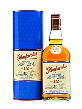 Glenfarclas 12 Year Old Speyside Single Malt Whisky