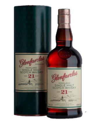 Glenfarclas 21 Speyside Single Malt Whisky