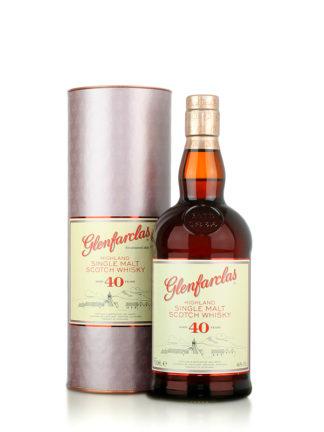 Glenfarclas 40 Year Old Single Malt Whisky