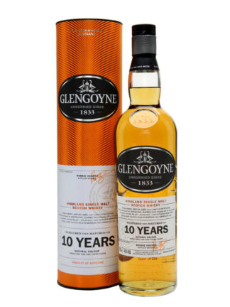 Glengoyne 10 Year Old Single Malt Whisky