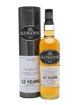 Glengoyne 12 Year Old Single Malt Whisky