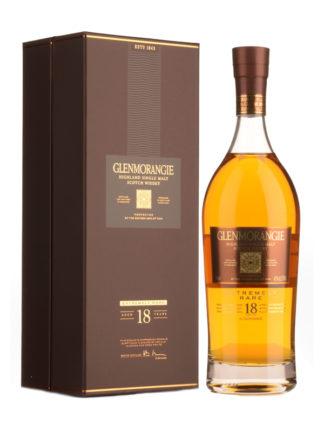 Glenmorangie 18 Year Old Extremely Rare Single Malt Whisky