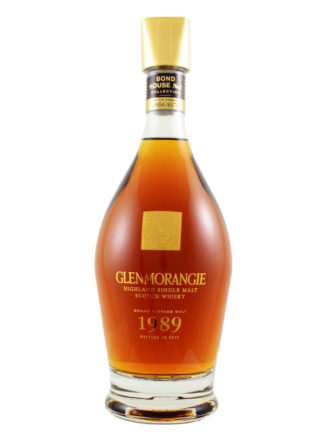Glenmorangie Grand Vintage 1989 Single Malt Whisky