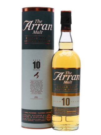 Isle Of Arran 10 Year Old Single Malt Whisky