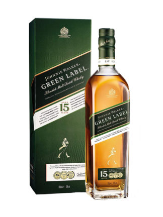 Johnnie Walker Green Label Blended Whisky