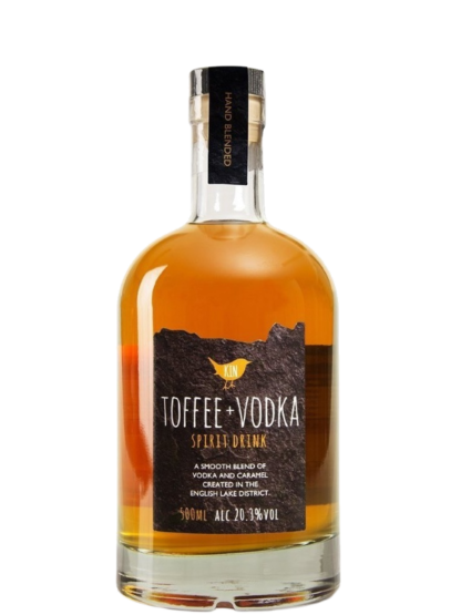 KIN Toffee Lake District Vodka 50cl