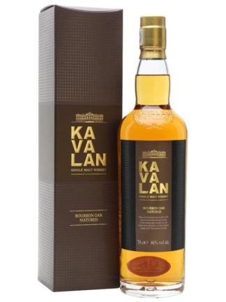 Kavalan Bourbon Single Malt Whisky