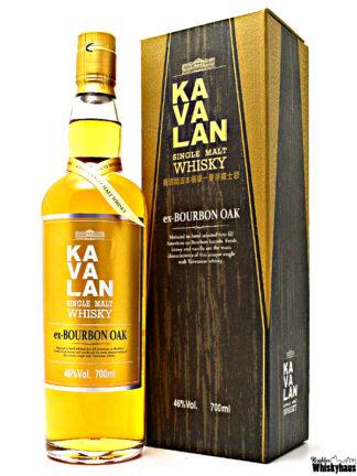 Kavalan Ex Bourbon Oak Single Malt Whisky
