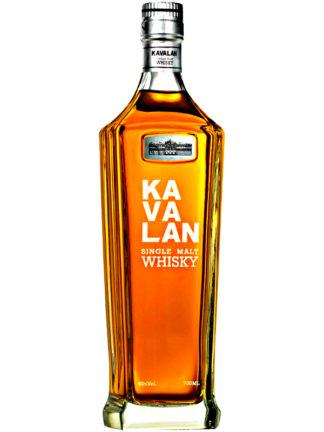 Kavalan Single Malt Taiwanese Whisky