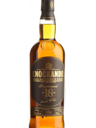 Knockando 18 Year Old Speyside Single Malt Whisky