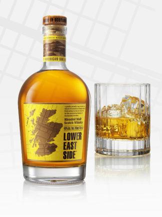 Lower East Side Blended Malt Scotch Whisky