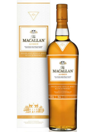 Macallan Sienna 1824 Series Single Malt Whisky