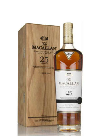 Macallan 25 Sherry 2019