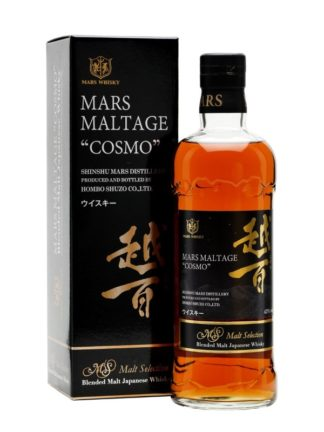 Mars Maltage Cosmo Japanese Whisky