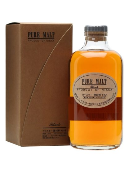 Nikka Pure Malt Black Japanese Whisky