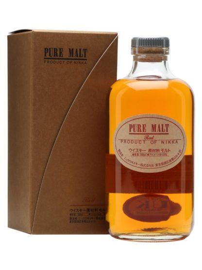 Nikka Pure Malt Red Japanese Whisky