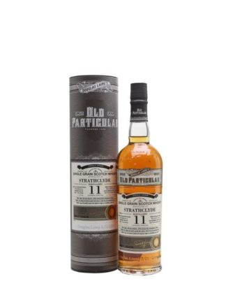 Old Particular Strathclyde 11 Year Old 2005 (cask 11952) Single Grain Whisky