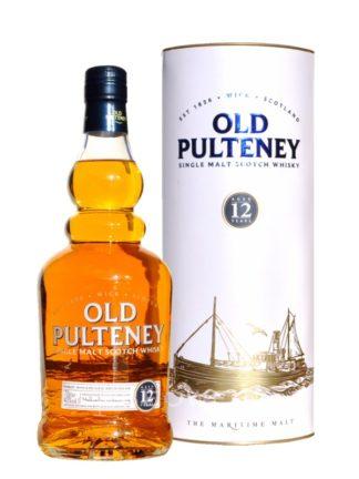 Old Pulteney 12 Year Old Highland Single Malt Whisky