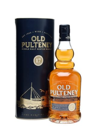 Old Pulteney 17 Year Old Highland Single Malt Whisky