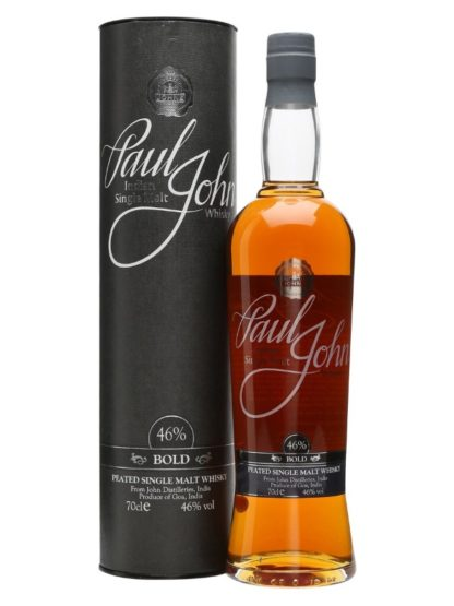 Paul John Bold Indian Single Malt Whisky