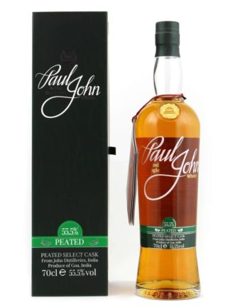 Paul John Peated Select Cask Indian Single Malt Whisky